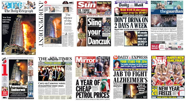 front pages 01-01-16