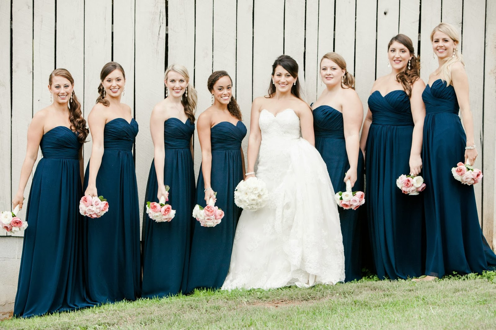 New cheap wedding dresses navy bridesmaid dresses with green flowers navy bridesmaid dresses with green flowers ombrellifo Gallery