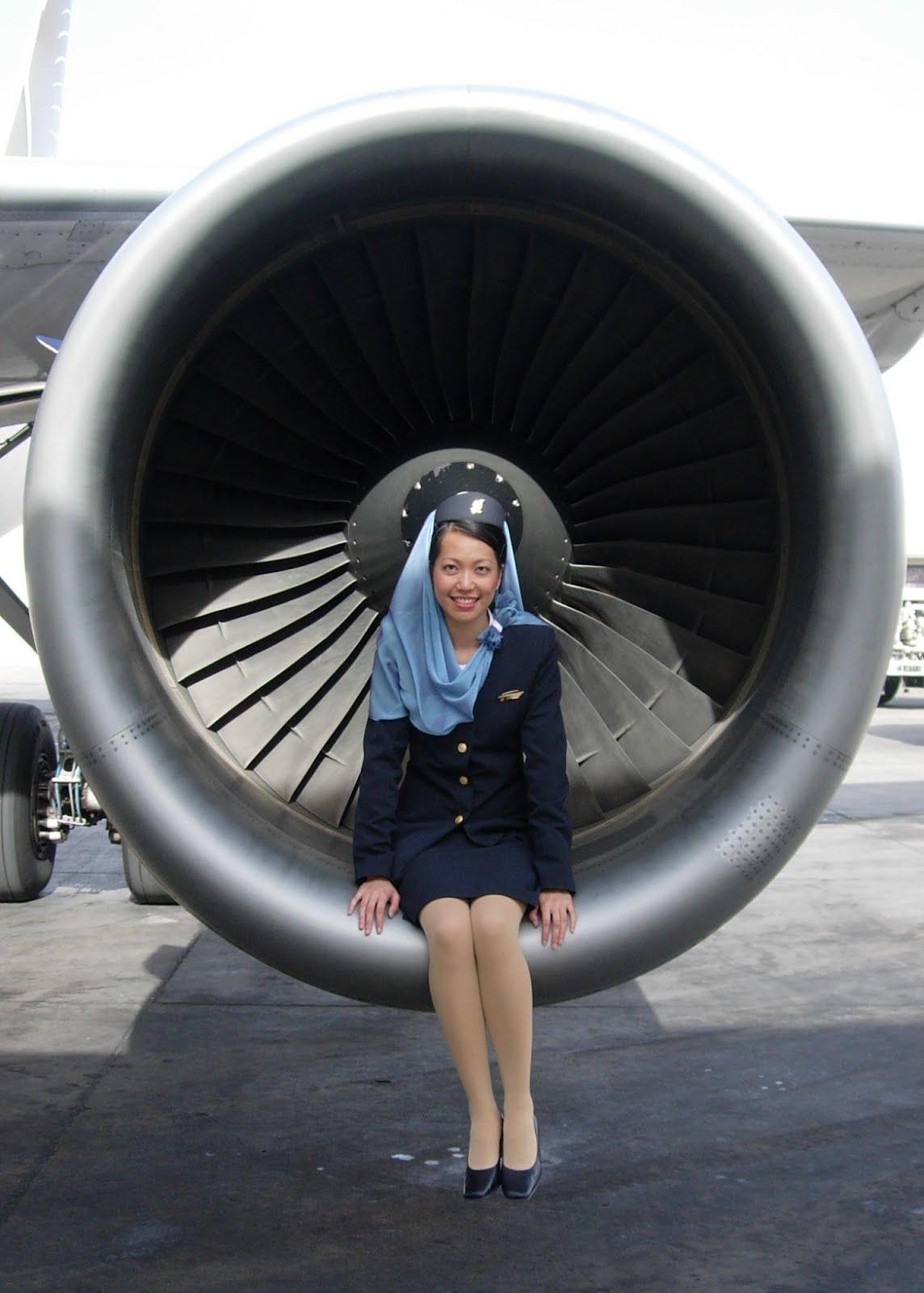 中東空姐OD