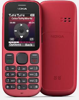 Gambar Nokia 101