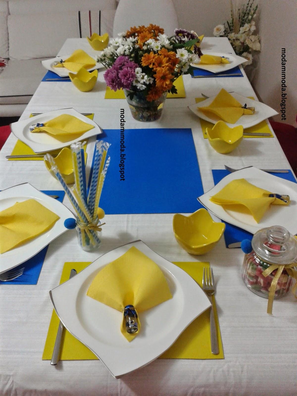 masa hazırlama