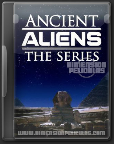 Ancients Aliens (Temporada 4 HDTV Inglés Subtitulado)