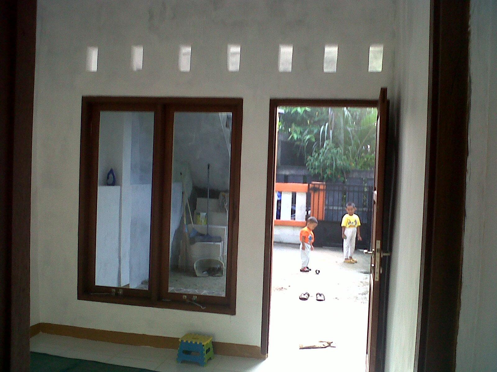 Desain Ruang Tamu Rumah Kontrakan & Desain Ruang Tamu Rumah Kontrakan | Wallpaper Dinding