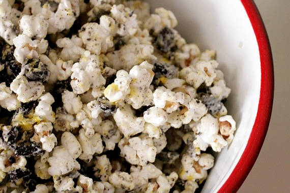 this is the last popcorn recipe for our popcorn bar this weekend