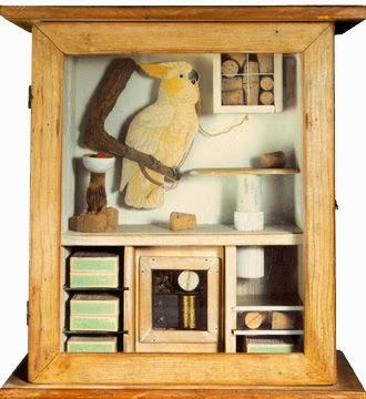 Artplastoc 176 de vrais animaux dans les oeuvres contemporaines 1 - Victor brauner loup table ...