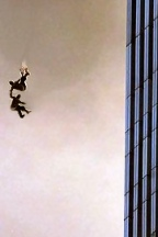 World Trade Center 9/11-2001, jumping couple