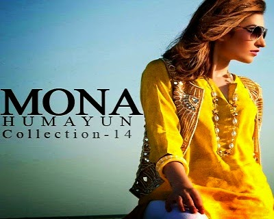 Mona Humayun Dazzling Ladies Summer Dresses