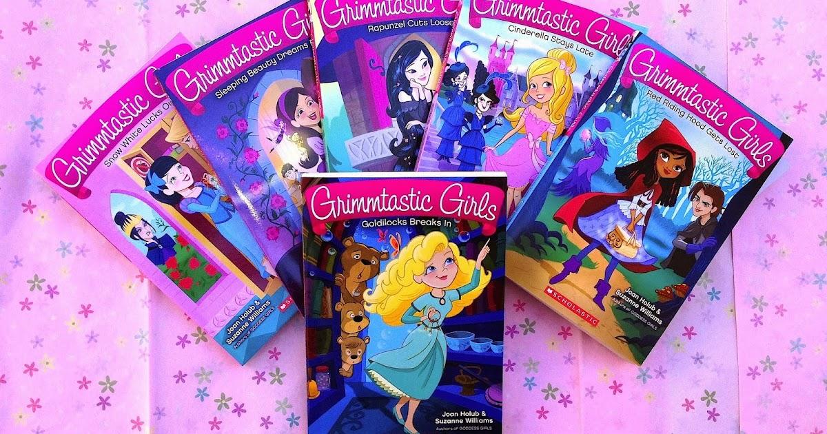 Joan Holub Grimmtastic Girls Book Birthday