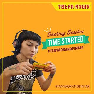 Info Kuis - Kuis #TanyaOrangPintar