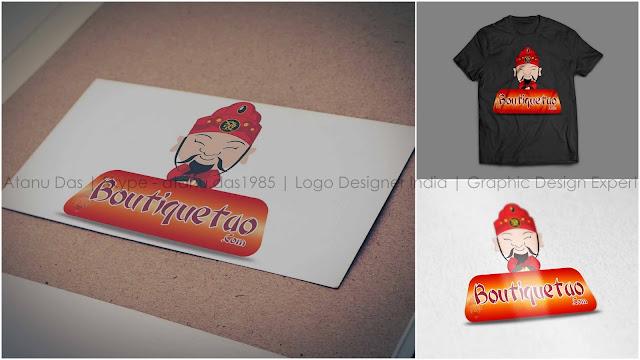 Logo Retouch - Logo Design Canada - Shopping Website Logo - Logo Design India - Logo Designer Kolkata