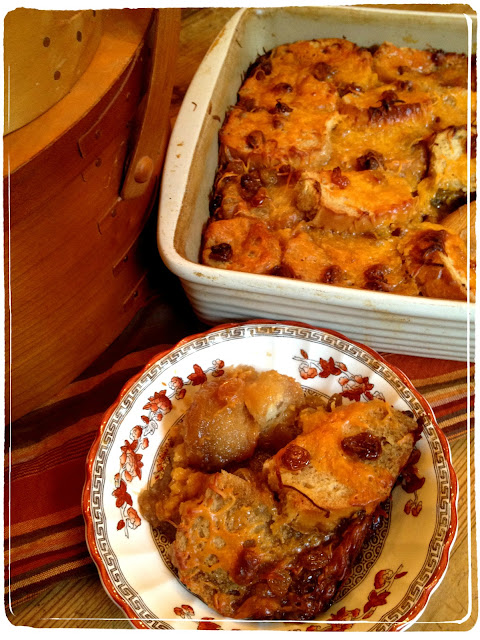 Jennuine by Rook No. 17*: Capirotada~ Mexican Bread Pudding {# ...