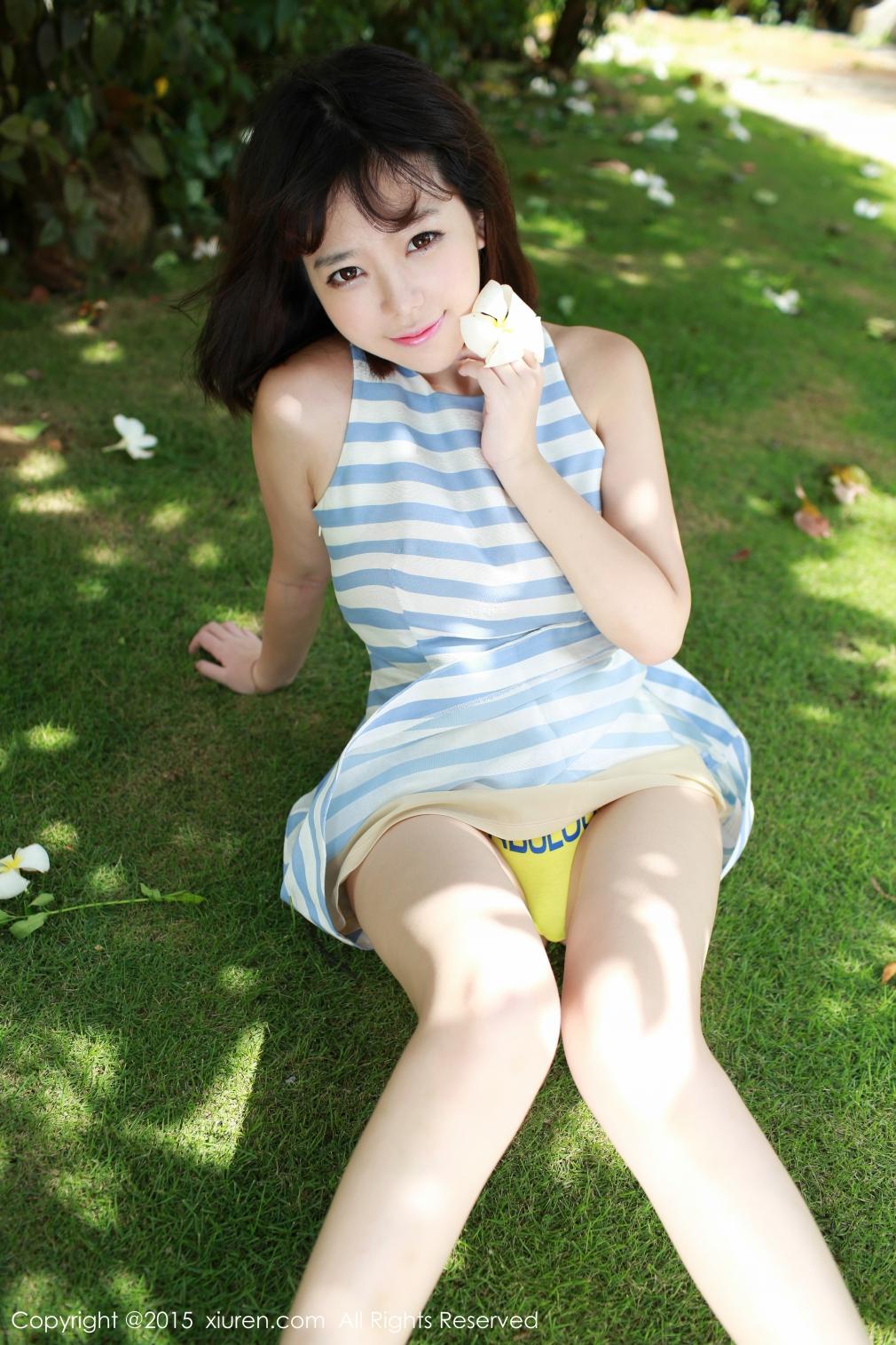 011 - XiuRen No.362 Faye