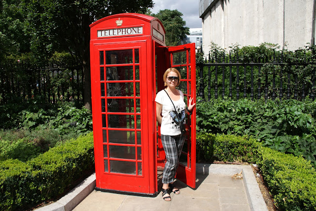 Лондон+Англия+Телефонная будка