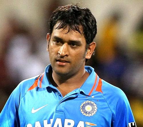MS Dhoni breaks Sourav Ganguly record