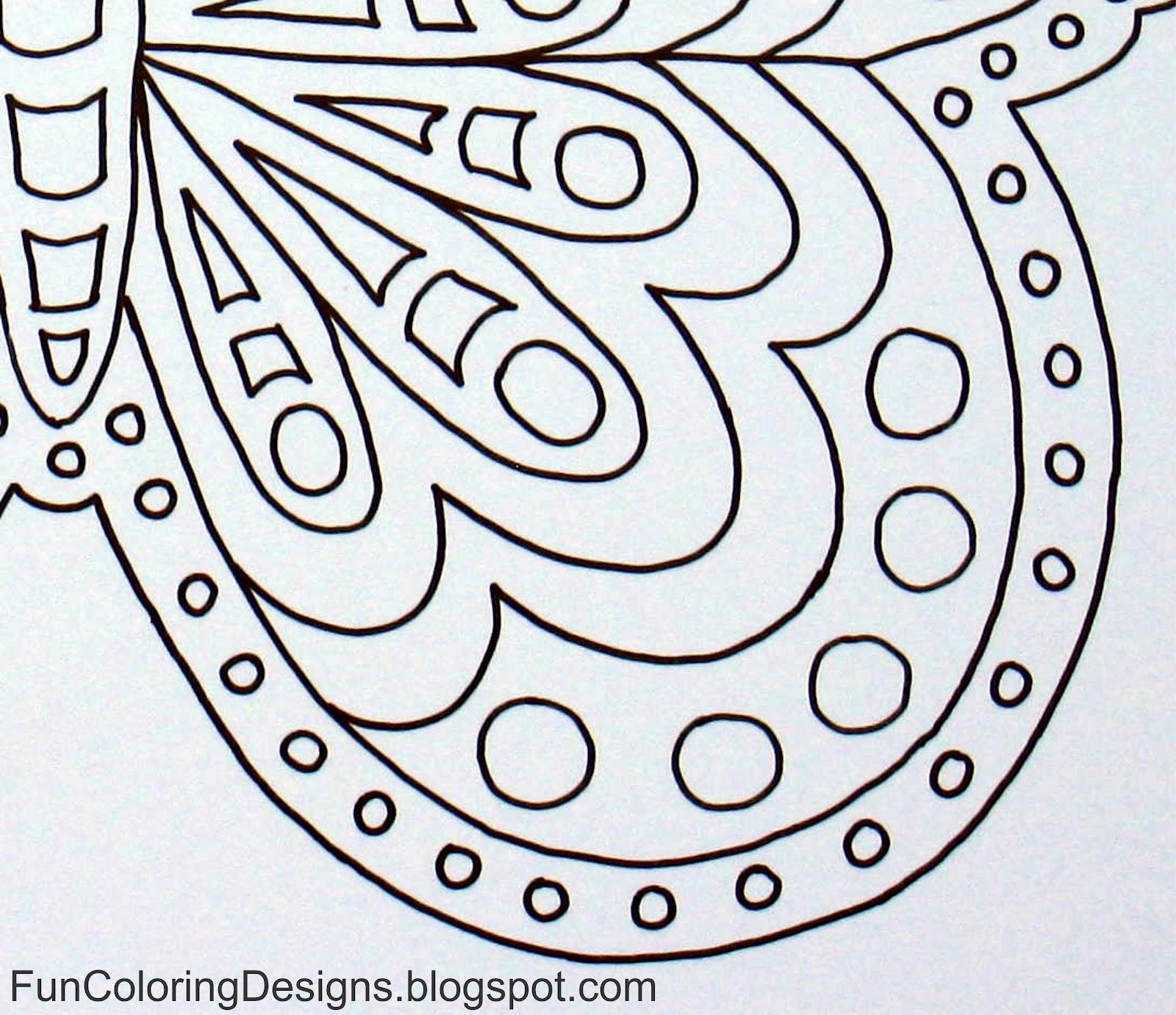 how it u0027s made fun coloring designs