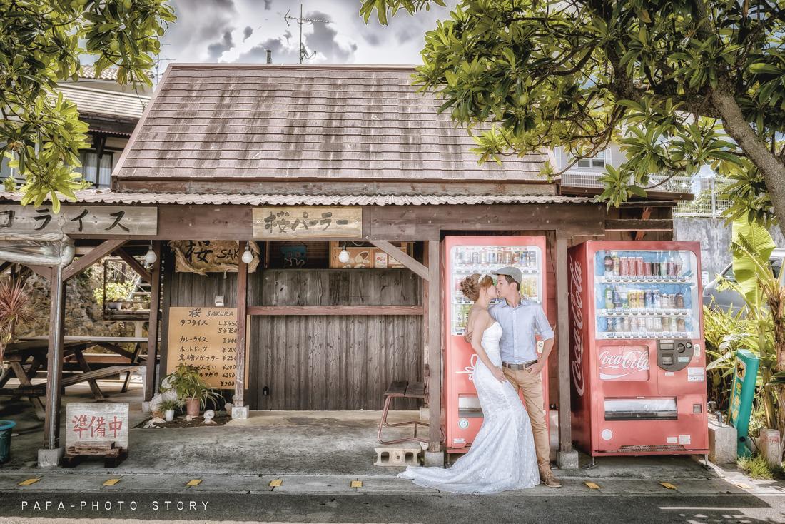 就是愛趴趴照,婚攝趴趴照,海外婚紗,沖繩,沖繩自助婚紗,自助婚紗,婚紗工作室,婚紗推薦,桃園自助婚紗推薦