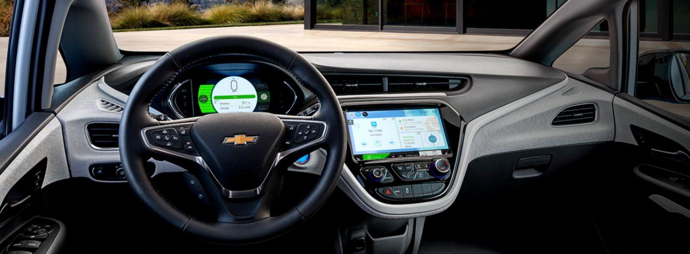 2017 Bolt EV All Electric Vehicle  Chevrolet