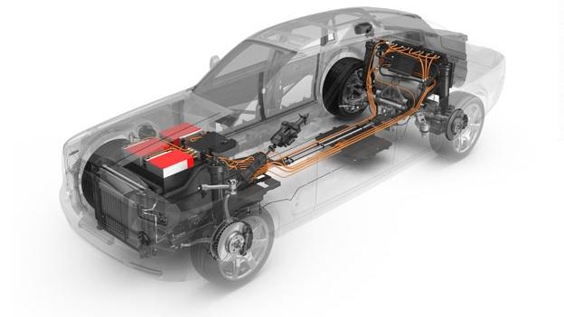 Rolls Royce Presenta Su Prototipo De Auto Impulsado Con