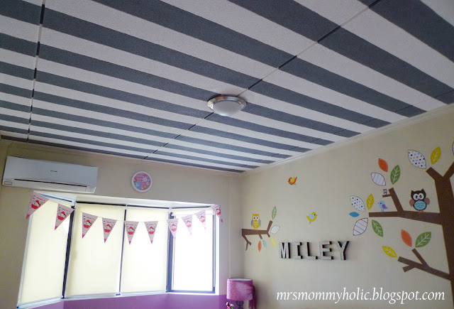 Touching Up Ceiling After Painting