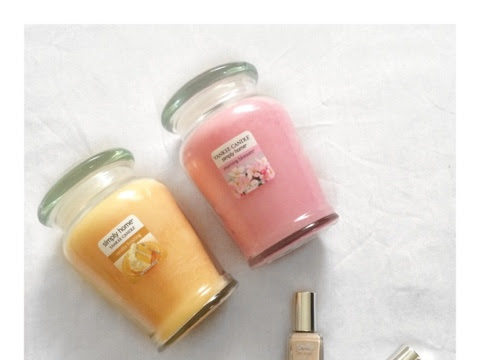 Yankee Candles & Barry M