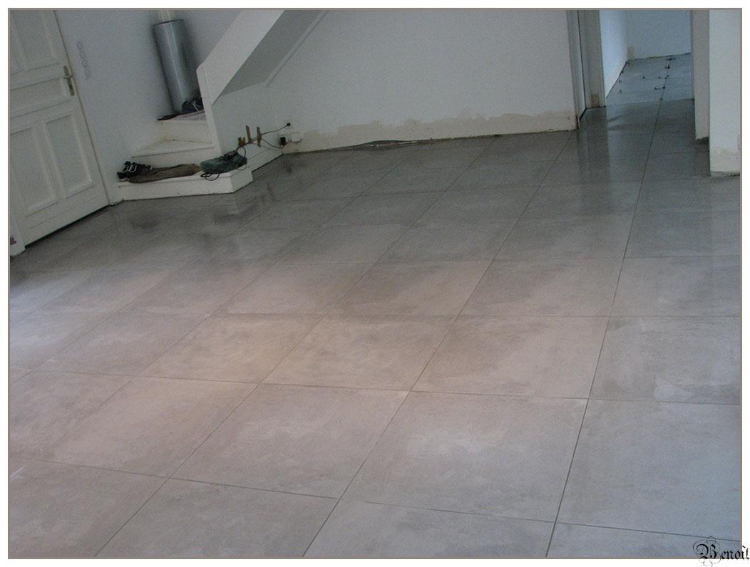 Beno t carrelage salon for Carrelage salon 60x60
