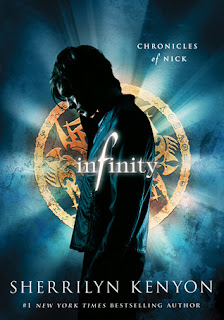 Infinity Sherrilyn Kenyon Book Cover