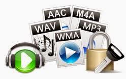 تحميل برنامج لتحويل الملفات الصوتية وفك حمايتها, Protected Music Converter