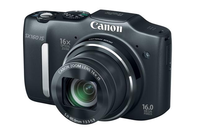 Canon Powershot SX160