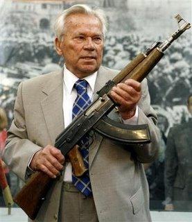 Mikhail Kalashnikov-Maker AK-47