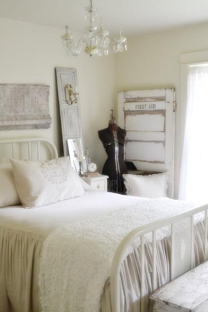 piękne detale w sypialni