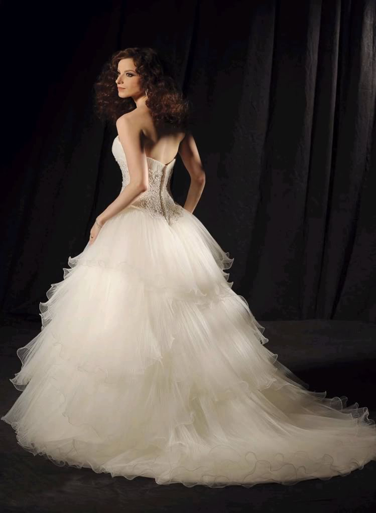 Wedding dresses for petite women for Petite bride wedding dress