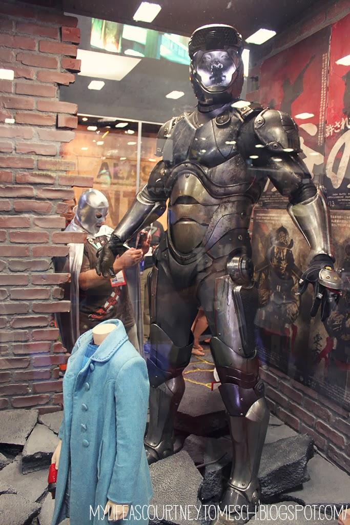 San Diego Comic Con 2013 Pacific Rim