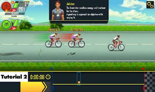 Screenshots of the Tour de France 2015 Mod for Android tablet, phone.