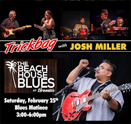Trickbag w Guest Josh Miller (Pappy Johns Band)  @ Brando's in Brantford