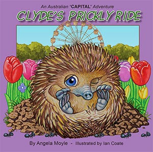 Book Launch of Clyde's Prickly Ride by Angela Moyle and Ian Coate