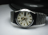 Orient 3 Star White Dial Automatic