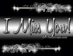 wallpaper of miss you