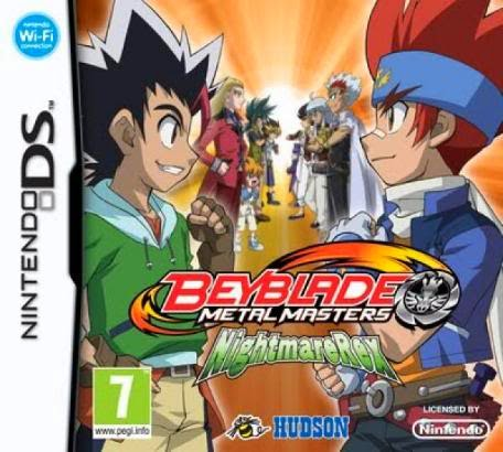 Beyblade: Metal Master (Nintendo DS) (Español)