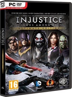 Injustice Gods Among Us Ultimate Edition PC FULL