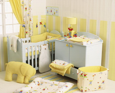 Nice Baby room Idea Minimalist Full Color ~ Home Interior Ideas