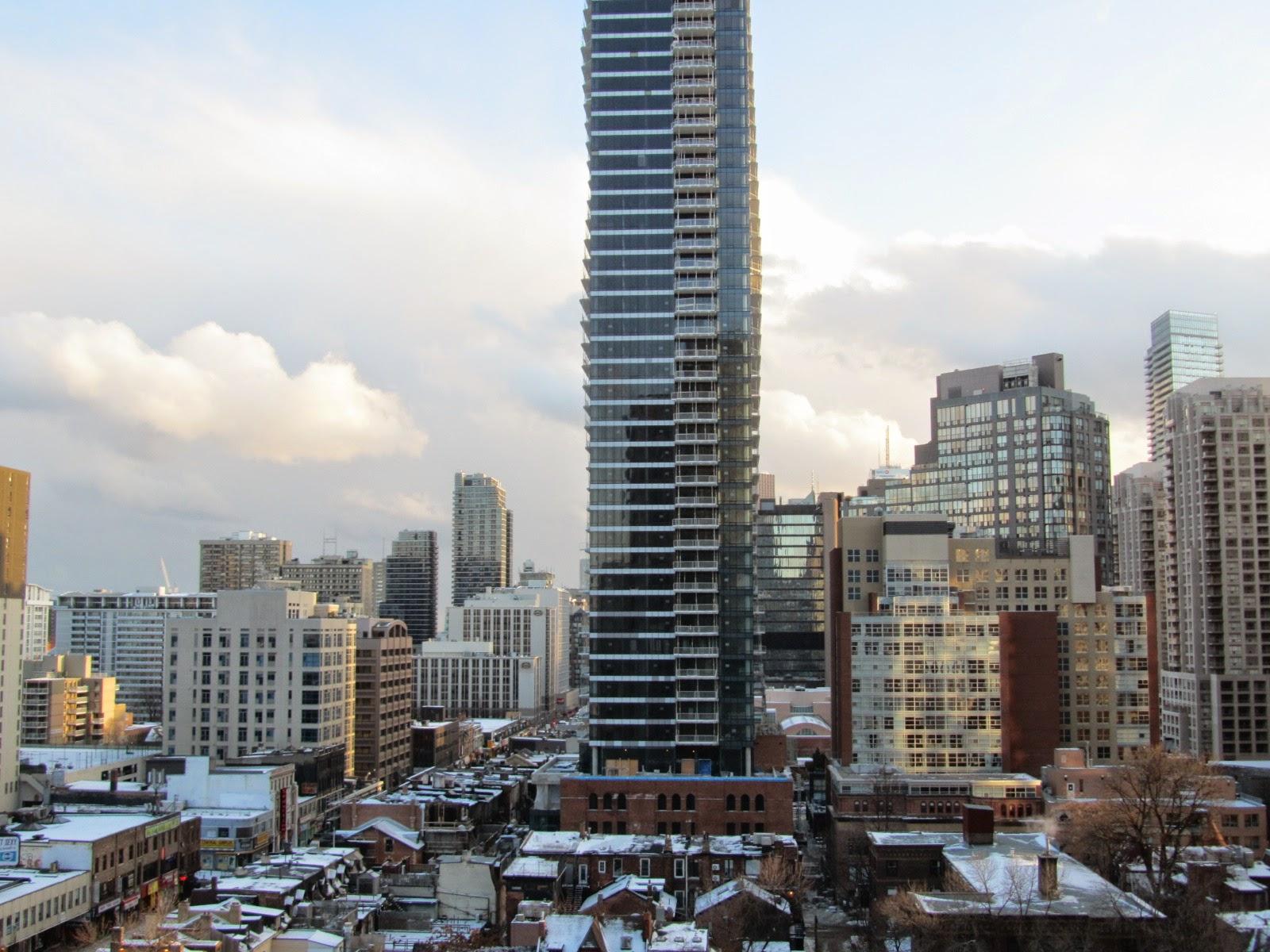 Five Condos At 5 st. Joseph Street Toronto Available Soon