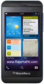 Spesifikasi Dan Harga HP BlackBerry Z10
