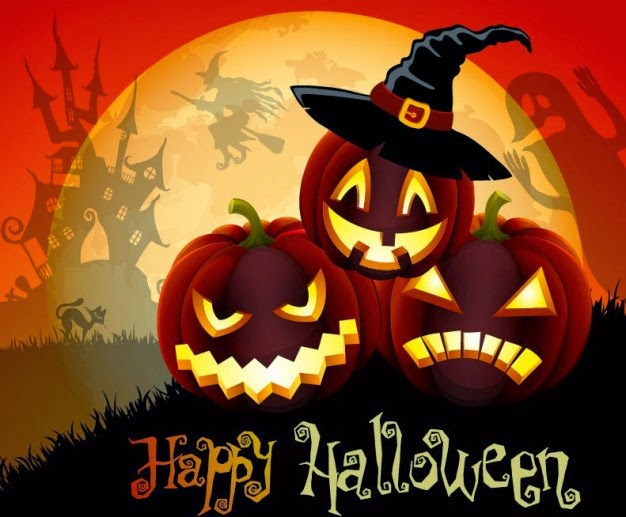 Happy Halloween from Campaigner Email Marketing