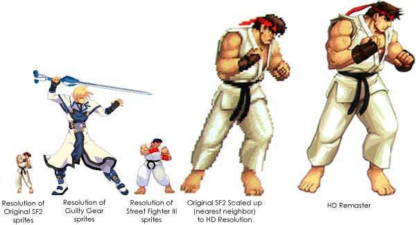 street fighter sprites jogos 2d