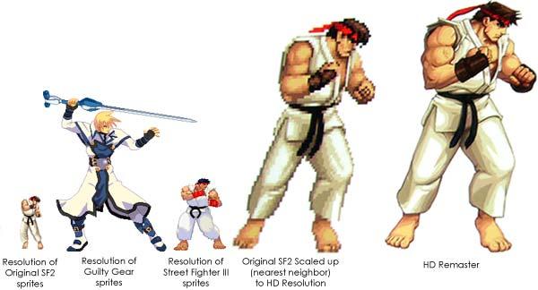 street fighter sprites jogos 2d