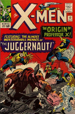 X-Men #12, the Juggernaut
