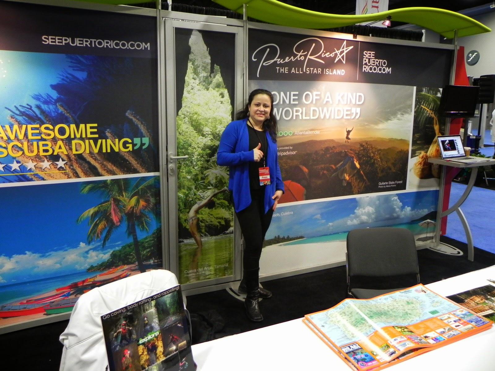 Washington Travel and Adventure Show