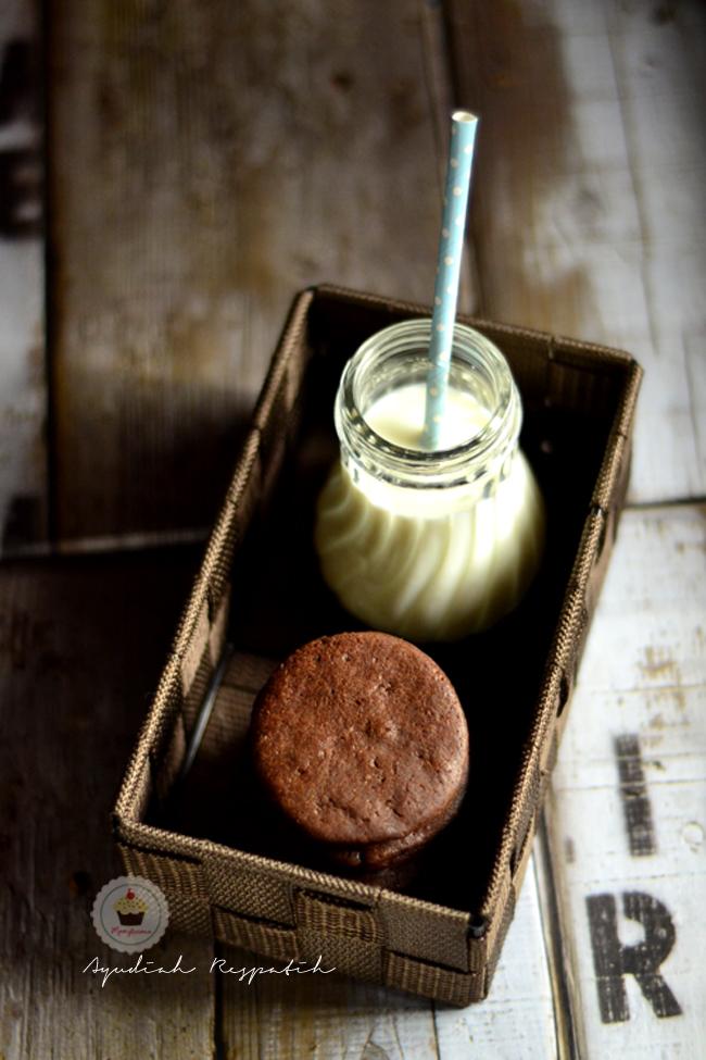 Crispy Cokelat Cookies