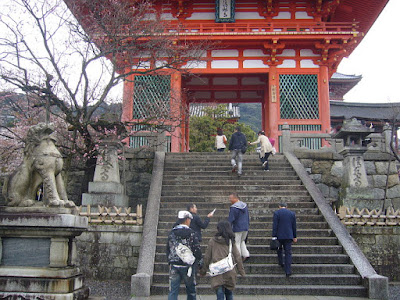 京都市・清水寺 仁王門