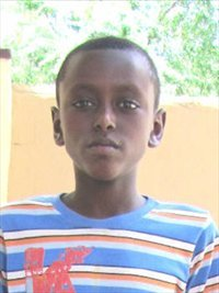 Elias - Ethiopia, Age 14